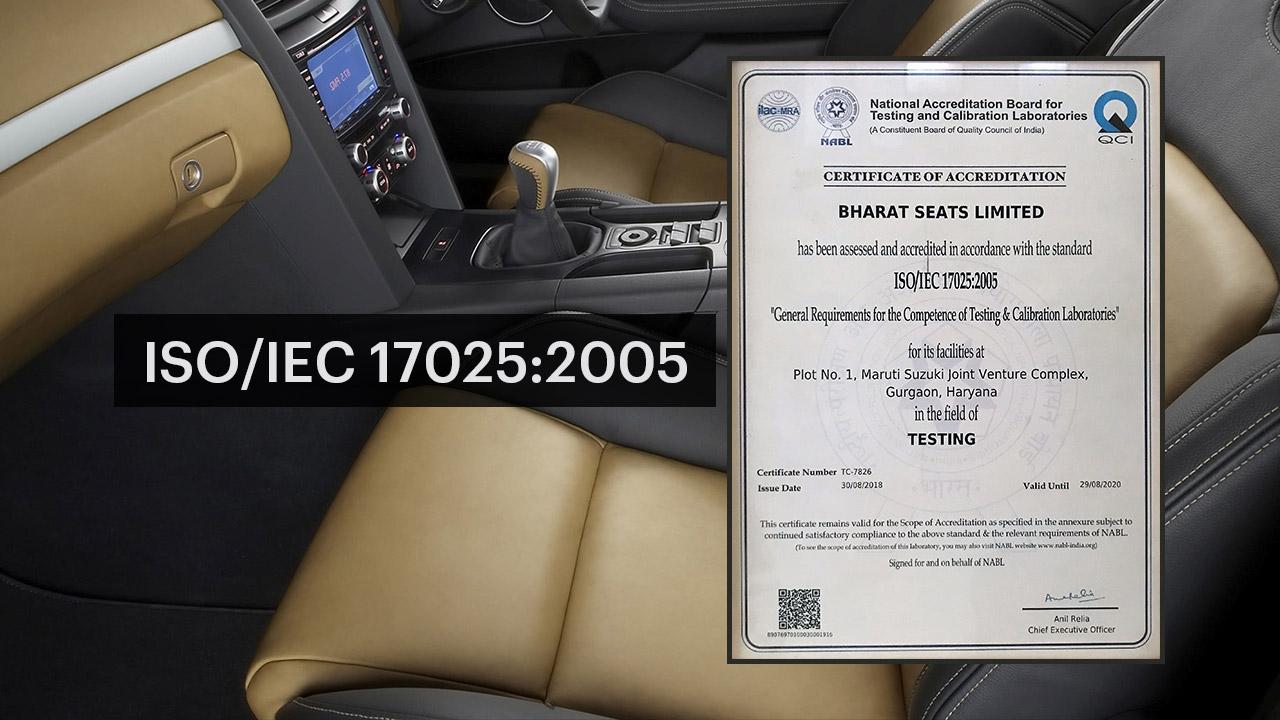 NABL  ISO/IEC 17025:2005